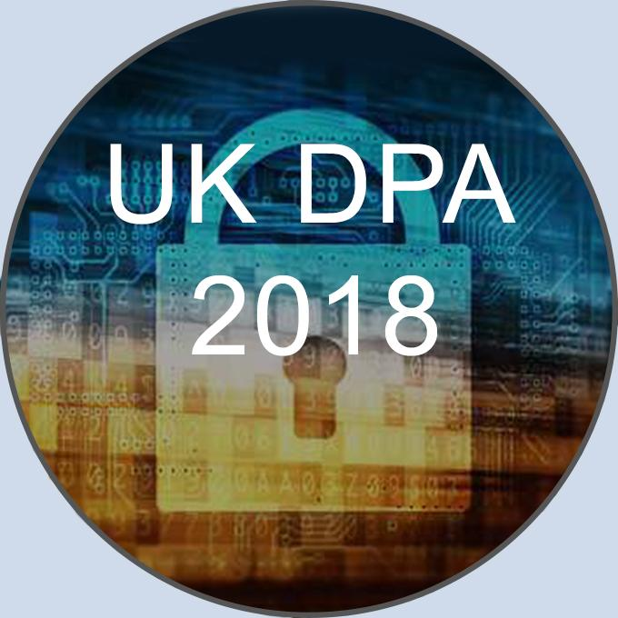 DPA 2018 training